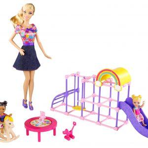 Barbie I Can Be Nursery School Teacher Playset