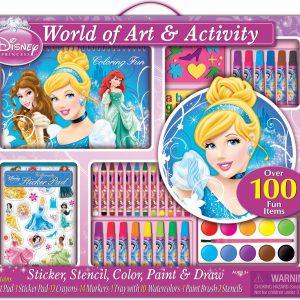 Bendon Disney Princess Giant Art Set