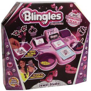 Blingles Diamond and Pearls Bling Studio