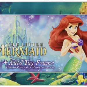 CHROMA 42521 Little Mermaid Ariel Multi Colored Plastic Frame