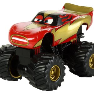 Cars Monster FRIGHTENING McMEAN