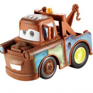 Cars Rev Ups Ripstick Racer Mater (Backward Driving) Vehicle