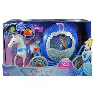 Cinderella Transforming Carriage Doll Accessories