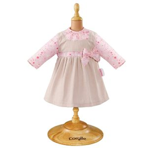 Corolle Christmas Tales Dress Baby Doll, 12""