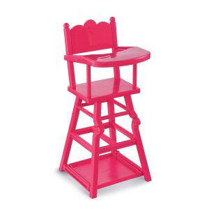 Corolle Girls Mon Classique Cherry High Chair