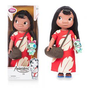 Disney Animators' Collection Lilo Doll - Lilo and Stitch - 16'' - New