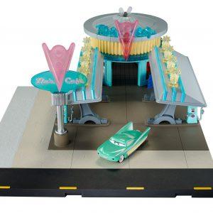 Disney Cars Precision Series Flo's V8 Cafe