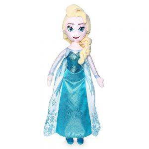"""Disney Elsa Plush Doll, Frozen, Medium, 20"""""""