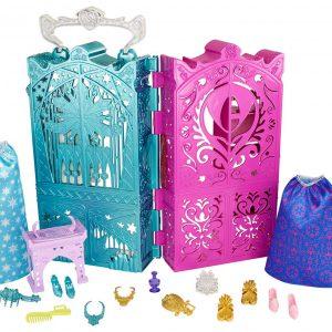 Disney Frozen Anna and Elsa's Royal Closet Gift Set