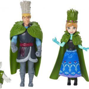 Disney Frozen Anna and Kristoff Doll Wedding Gift Set