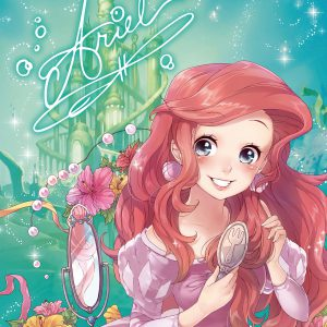 Disney Japan Official Licensed Limited Jigsaw Puzzle Sweet Bag Collection Little Mermaid Ariel SBC Stained Art 266pcs DSG-2668-783 Tenyo
