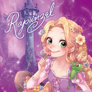 Disney Japan Official Licensed Limited Jigsaw Puzzle Sweet Bag Collection Tangled Rapunzel SBC Stained Art 266pcs DSG-2668-784 Tenyo