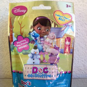 Disney Junior Doc McStuffins Doc's Toy Friends Mystery Pack
