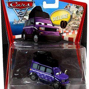 Disney / Pixar CARS 2 Movie 155 Die Cast Car Oversized Vehicle #11 KIMURA KAIZO