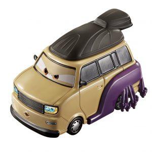 Disney / Pixar CARS 2 Movie 155 Die Cast Car Oversized Vehicle Kingpin Nobunaga