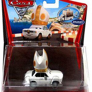 Disney / Pixar CARS 2 Movie 155 Die Cast Car Oversized Vehicle Pope Pinion IV