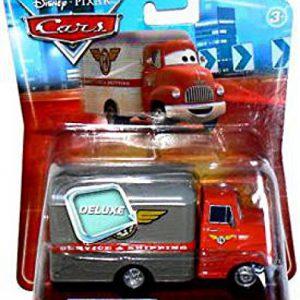 Disney / Pixar CARS Movie 155 Die Cast Car Oversized Vehicle Miles Meat Truck