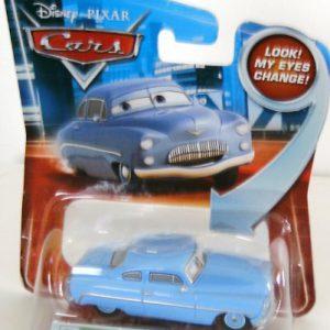 Disney / Pixar CARS Movie 155 Die Cast Car with Lenticular Eyes Series 2 Milton Calypeer