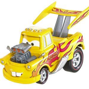 Disney / Pixar Cars 2 Movie 155 Die Cast Car Oversized Vehicle #12 Funny CAR Mater