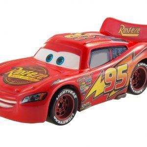 Disney Pixar Cars Color Change 1:55 Scale Vehicle, Lightning McQueen