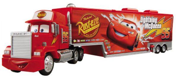 Disney Pixar Cars Mack Truck Action Trailer