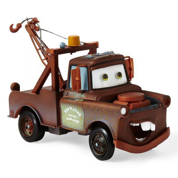 """Disney Pixar Cars Mater 8"""" Push-along Tow Truck"""