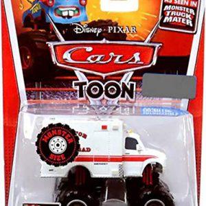 Disney Pixar Cars Toon 2013 Dr. Feel Bad