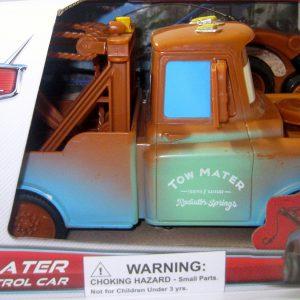 Disney Pixar Cars Tow Mater Radio Control Car