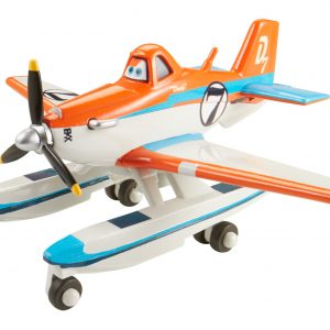 Disney Planes Fire and Rescue Racing Dusty with Pontoons Die-cast Vehicle