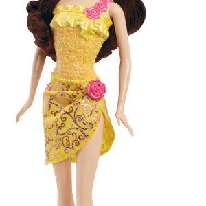 Disney Princess Bath Beauty Belle Doll - 2012