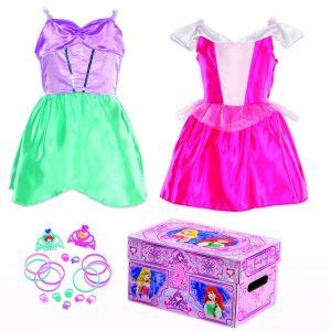 Disney Princess Bling Sleeping Beauty and Ariel Dress-Up Trunk