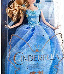 """Disney Princess Cinderella Film Collection Cinderella 11"""" Doll [Live Action Version]"""
