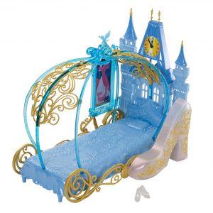 Disney Princess Cinderella's Dream Bedroom Playset Doll