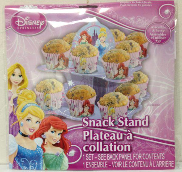 Disney Princess Cupcake Combo Pack with Cupcake Stand