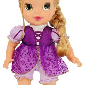 Disney Princess Deluxe Baby Rapunzel Doll