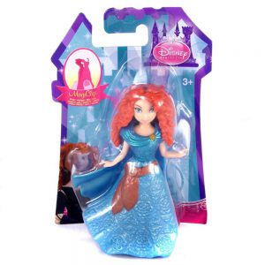 Disney Princess Little Kingdom MagiClip Fashion Merida Doll