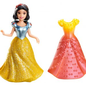 Disney Princess, MagiClip Figure, Snow White with 2 Dresses