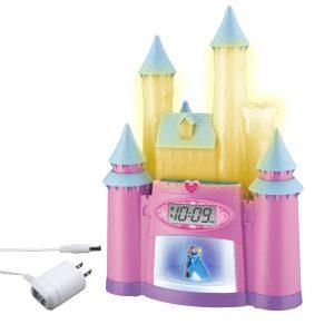 Disney Princess Magical Light-Up Storyteller Alarm Clock