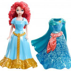 Disney Princess Magiclip Merida Doll and Fashion