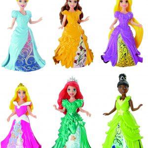 Disney Princess Magiclip Princess 6-Pack