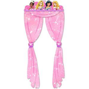 Disney Princess Royal Event Door Curtain