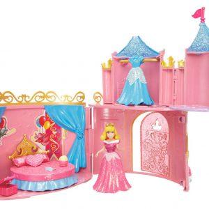 Disney Princess Royal Party Sleeping Beauty Palace Playset