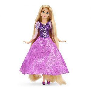 "Disney Princess Tangled Exclusive Rapunzel Doll (2012) -- 12"""