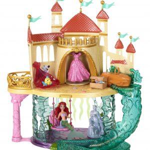 Disney Princess The Little Mermaid Castle Playset