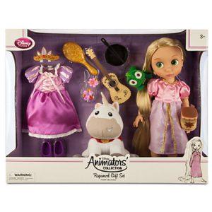Disney - Rapunzel Doll Gift Set - Disney Animators' Collection - NEW