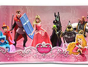 Disney Sleeping Beauty Aurora Exclusive Figure Set