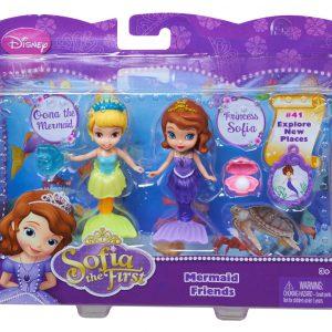 "Disney Sofia The First 3"" Sofia and Oona The Mermaid Doll"