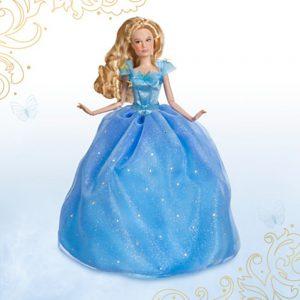 "Disney Store Cinderella Film Collection Doll - Live Action Film ~ 11"""