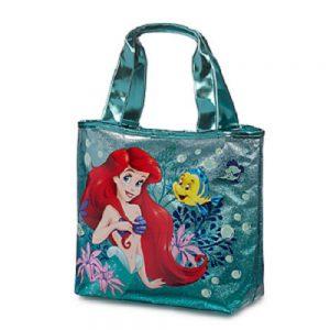 Disney Store Princess Ariel Swim Bag Tote The Little Mermaid