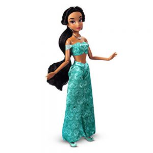 "Disney Store Princess Jasmine Classic Doll ~ 12"""